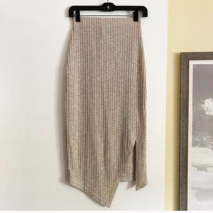 The Fifth Label Asymmetrical Pencil Skirt
